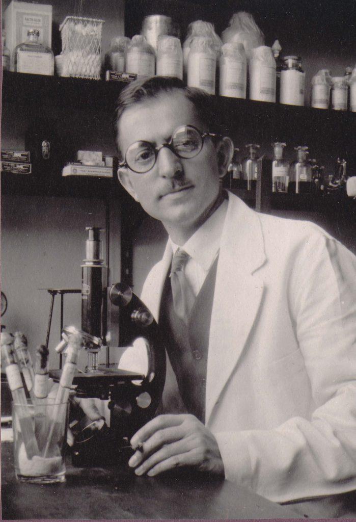 Schaje Weiss 1920