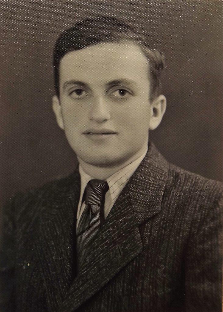 Dov Landau, 1946